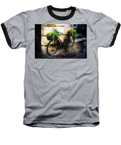 Re-cycle Baseball T-Shirt
