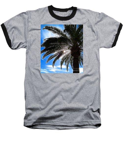 Reaching For Heaven Baseball T-Shirt