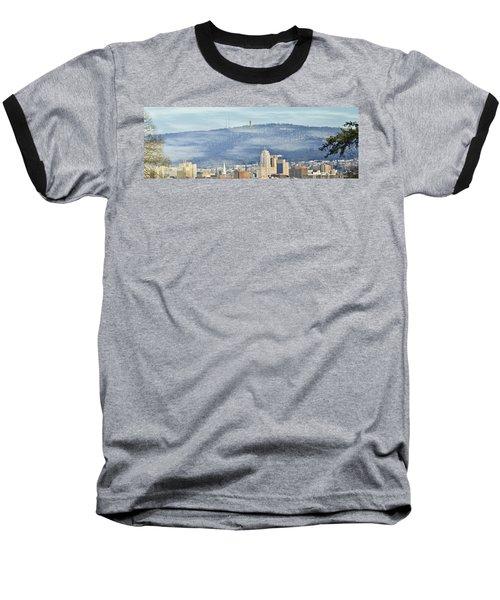 Reading Skyline Baseball T-Shirt
