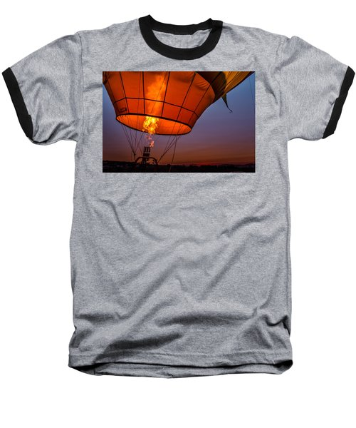 Ready For Takeoff Baseball T-Shirt