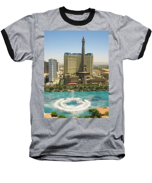 Baseball T-Shirt featuring the photograph Ready To Dance by Angela J Wright