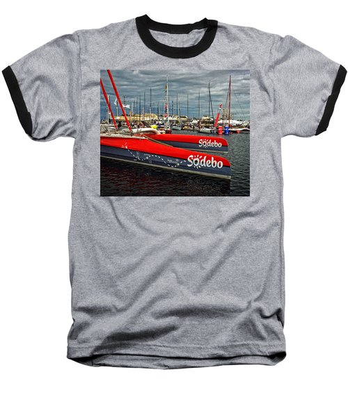 Ready To Race Baseball T-Shirt
