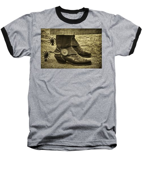 Baseball T-Shirt featuring the photograph Ready To Ride by Priscilla Burgers