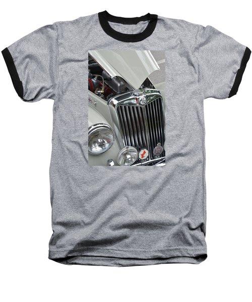 Real M G Baseball T-Shirt by John Schneider