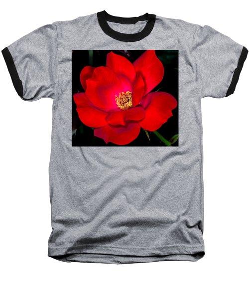 Real Red Baseball T-Shirt