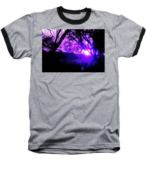 Reality Dissolves Mr. Philip K Dick Baseball T-Shirt