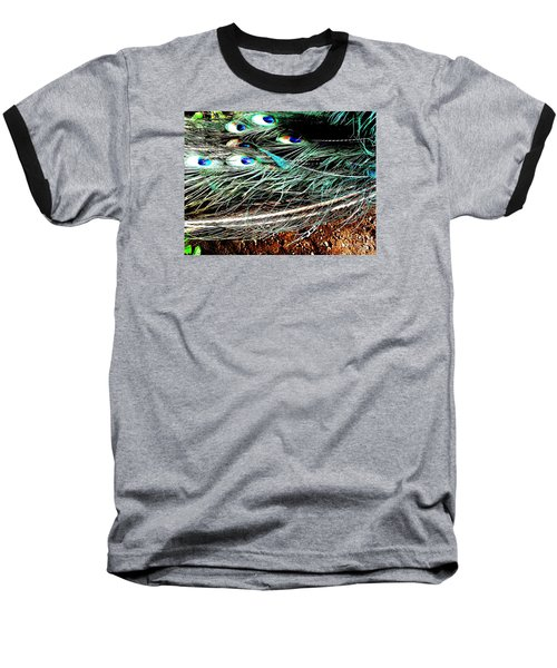 Baseball T-Shirt featuring the photograph Realpeack by Vanessa Palomino