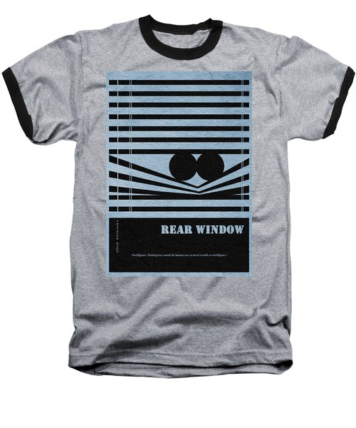 Rear Window Baseball T-Shirt