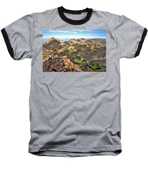 Reason To Climb Baseball T-Shirt