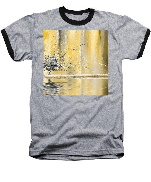 Reawakening Baseball T-Shirt by Lourry Legarde