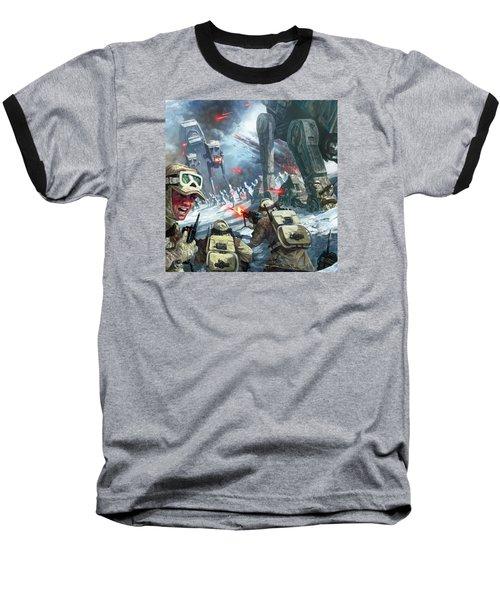 Rebel Rescue Baseball T-Shirt