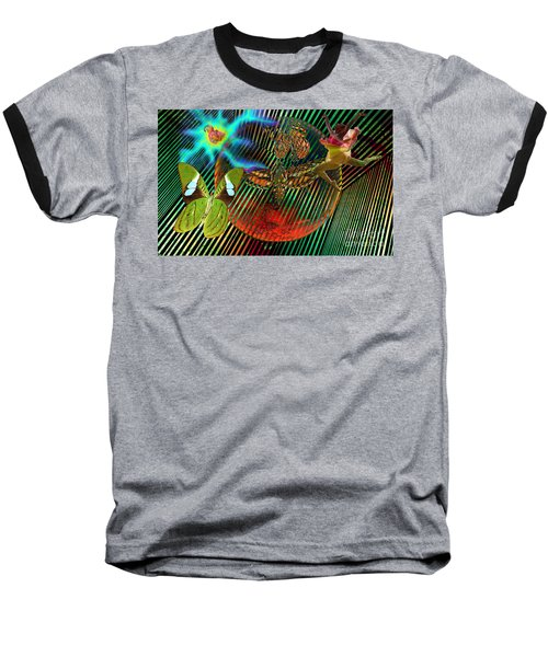 Rebirth Of Life Baseball T-Shirt