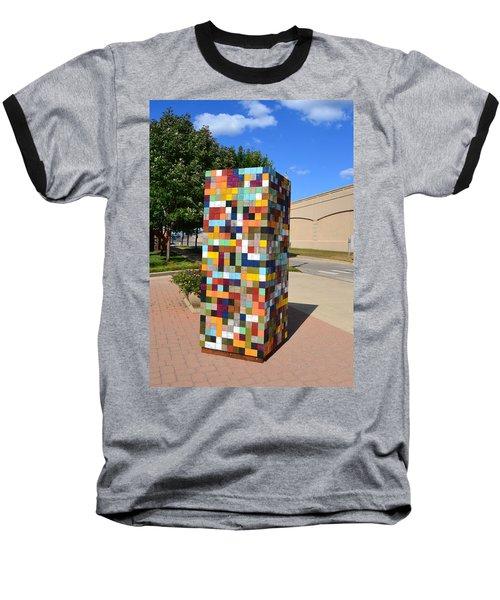 Reconstructing Fences Baseball T-Shirt