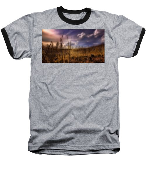 Baseball T-Shirt featuring the photograph Recovery by Ellen Heaverlo