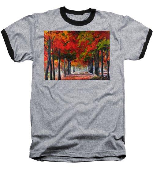 Red Alley II Baseball T-Shirt