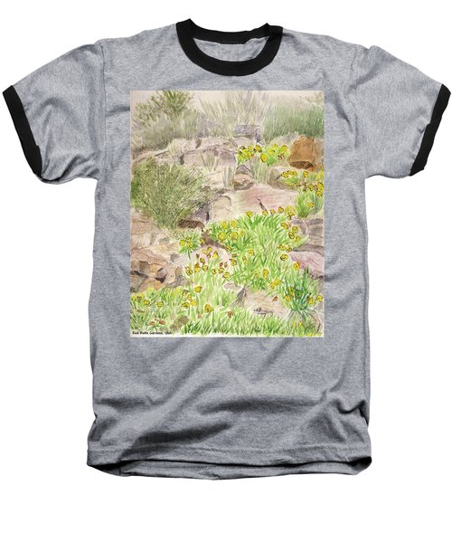 Red Butte Gardens Baseball T-Shirt