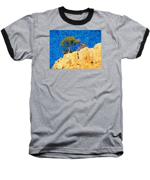 Red Canyon - Dixie National Forest Baseball T-Shirt