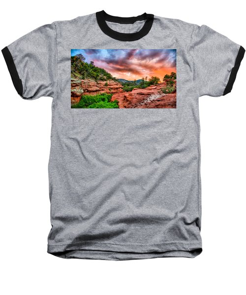 Red Canyon Baseball T-Shirt