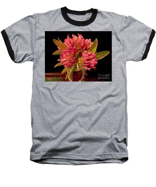 Red Clover 1 Baseball T-Shirt