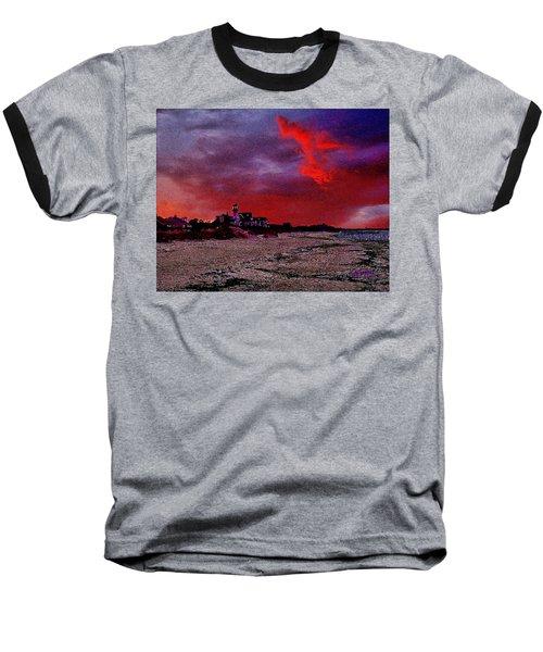 Red Dawn Baseball T-Shirt