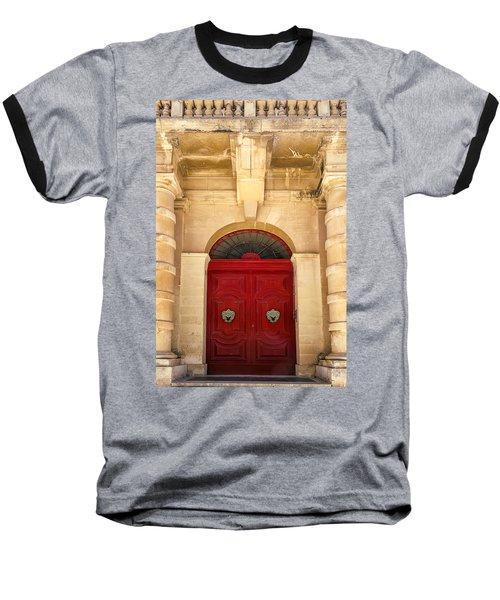 Red Door Baseball T-Shirt