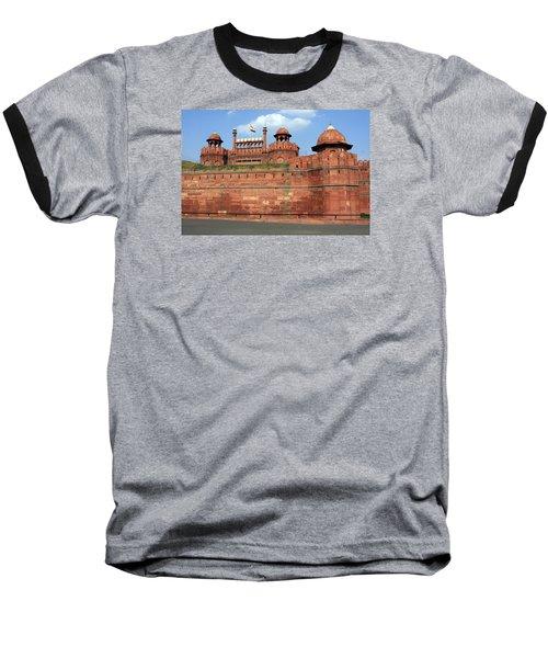Red Fort New Delhi India Baseball T-Shirt