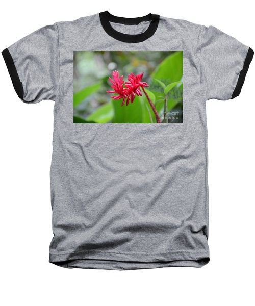 Red Ginger Baseball T-Shirt