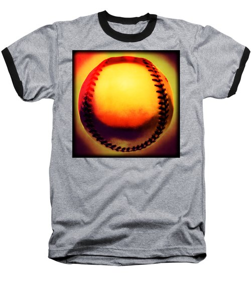Red Hot Baseball Baseball T-Shirt