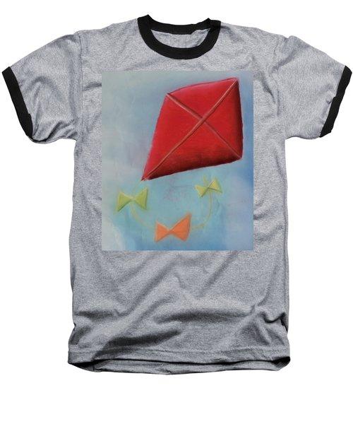 Red Kite Baseball T-Shirt