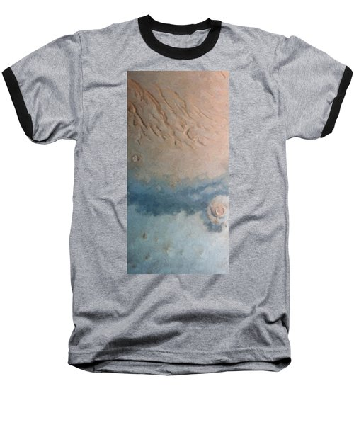 Red Planet 1 Baseball T-Shirt
