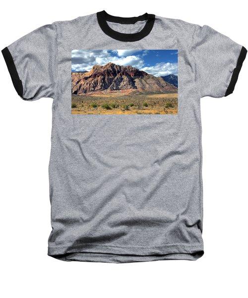 Red Rock Baseball T-Shirt