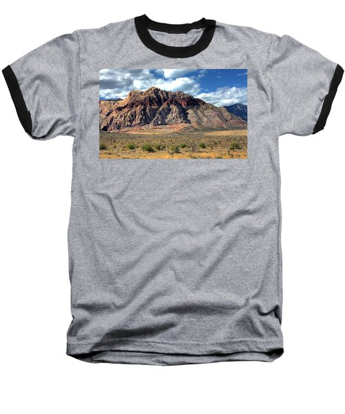 Red Rock Baseball T-Shirt