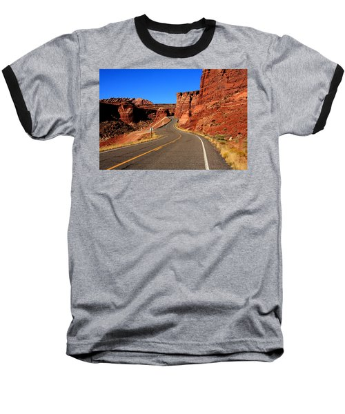 Red Rock Country Baseball T-Shirt