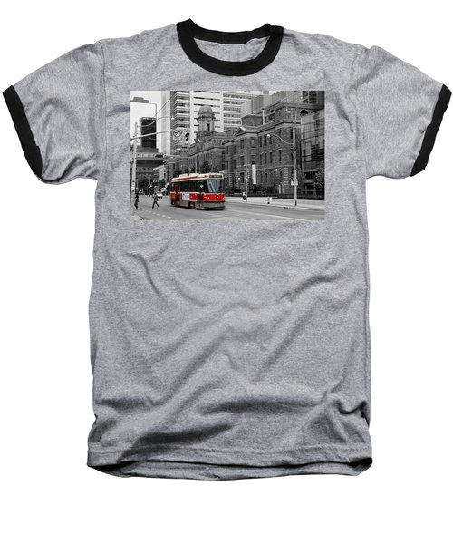 Red Rocket 36c Baseball T-Shirt