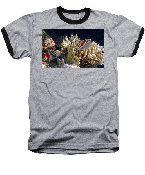Red Sea Beauty 2 Baseball T-Shirt