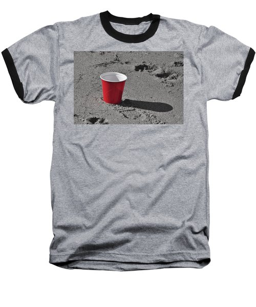 Red Solo Cup Baseball T-Shirt