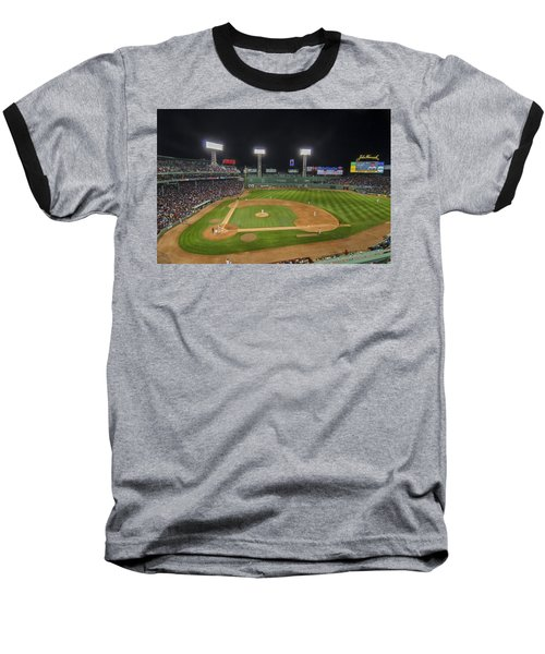 Red Sox Vs Yankees Fenway Park Baseball T-Shirt