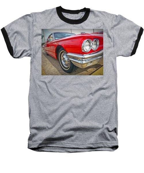 Red Thunderbird Baseball T-Shirt