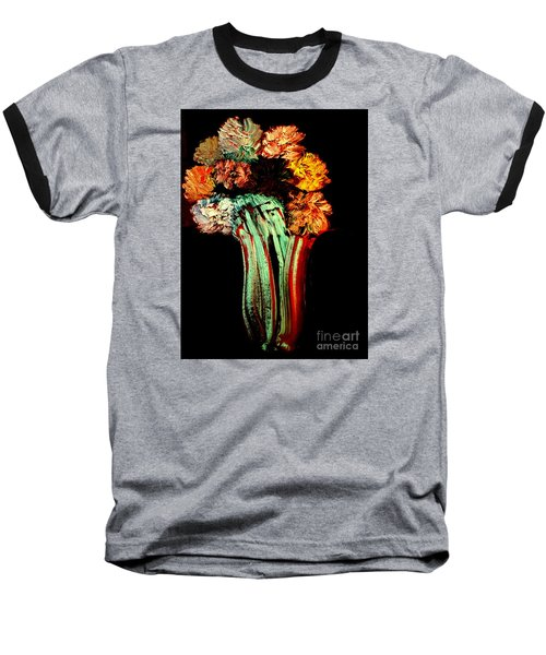 Red Vase Revisited Baseball T-Shirt
