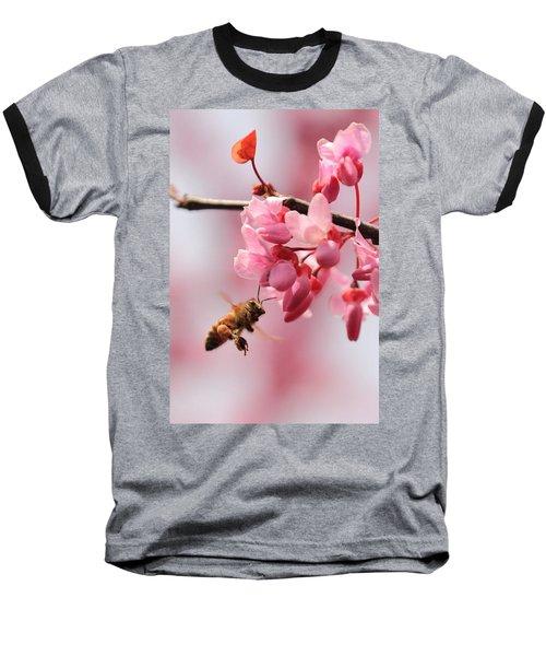 Redbud Feast Baseball T-Shirt