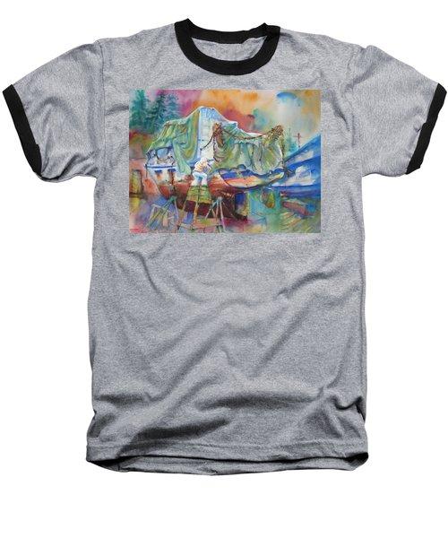 Redemption Ilwaco Wa Baseball T-Shirt