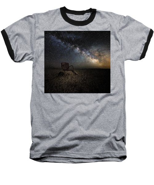 Redneck Planetarium Baseball T-Shirt