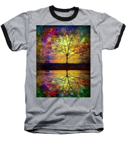 Reflected Dreams Baseball T-Shirt