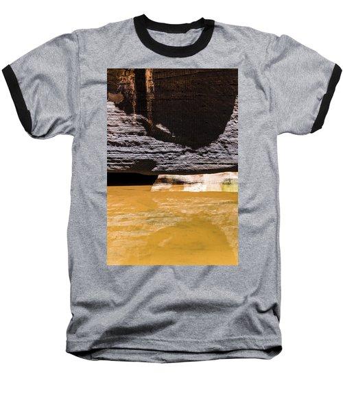 Reflected Formations Baseball T-Shirt