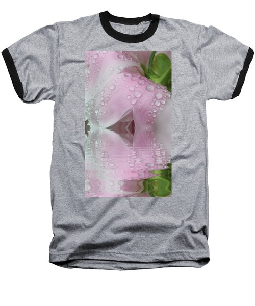 Reflected Tears Baseball T-Shirt