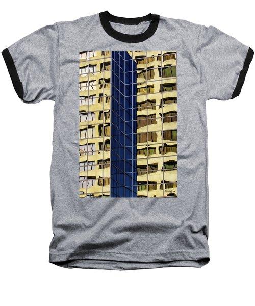 Reflecting Architecture  Baseball T-Shirt