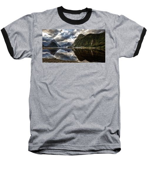 Reflecting On Milford Baseball T-Shirt