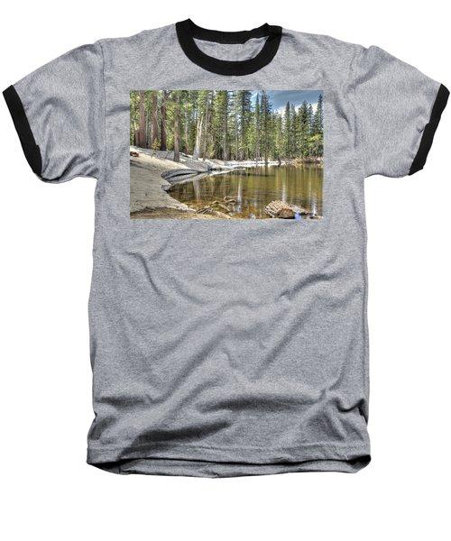 reflecting pond 2 Carson Spur Baseball T-Shirt