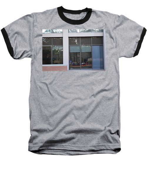 Reflection 1 Baseball T-Shirt