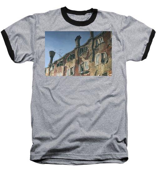 Reflection 6 Baseball T-Shirt
